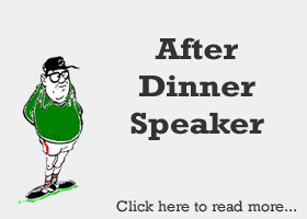 After Dinner Speaker