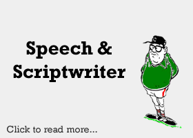 Speech & Scriptwriter